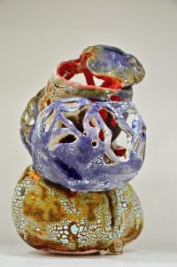 sculpture by Julia Smithing